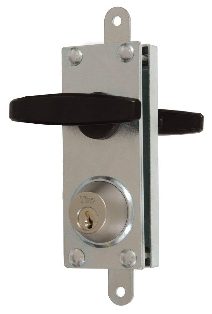 Comment bloquer s curiser renforcer une porte de garage - Comment installer une serrure de porte ...