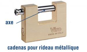 cadenas-pour-rideau-metallique