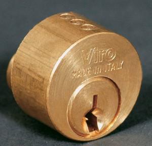 Cylindre à profil rond.