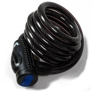Les câbles tressés peuvent être réalisés pour qu'ils s'enroulent automatiquement quand ils ne sont pas utilisés.