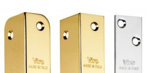 Les gâches électriques Viro sont disponibles dans différentes couleurs et finitions pour s'adapter à la plaque de la serrure.