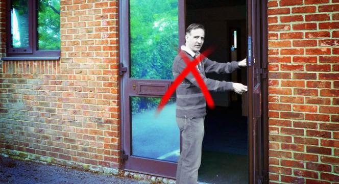 Comment ouvrir distance une porte quip e d 39 une serrure for Ouvrir une porte blindee