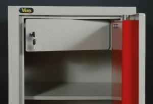 Le coffret d'une armoire porte-documents Viro