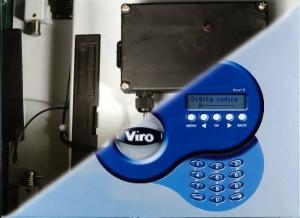 Exemple de dispositif appliqué à l'intérieur du coffre-fort RAM-TOUCH.
