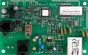 Exemple d'un module de composeur GSM.